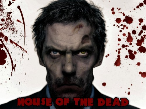 house of the dead 500x375 house of the dead Zombies Wallpaper Television
