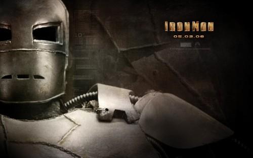Iron Man Proto Wallpaper