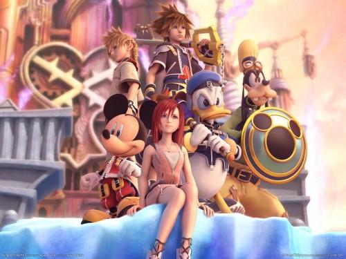 Kingdom Hearts Cast