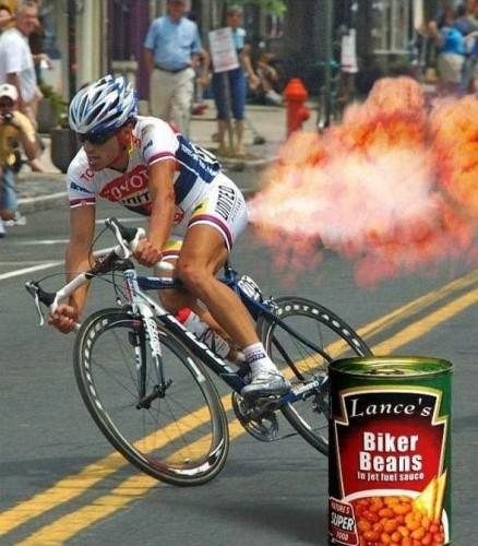 Lance's Biker Beans
