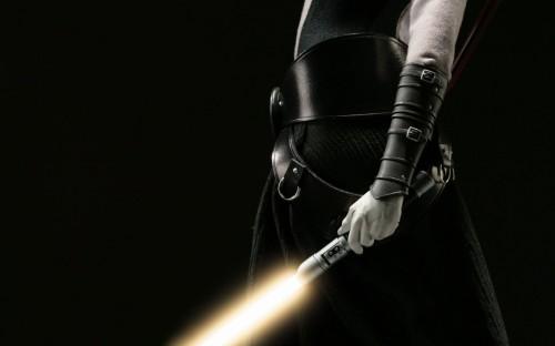 Light saber holder