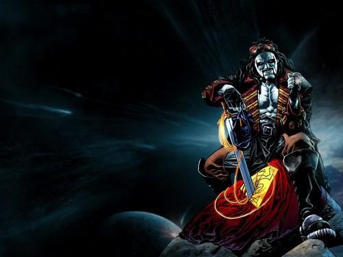 Lobo Killed The Trinity