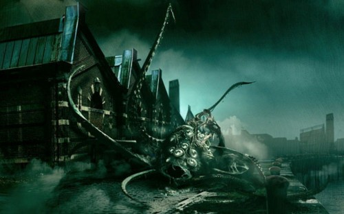 Lovecraft - Shadow Over Innsmouth