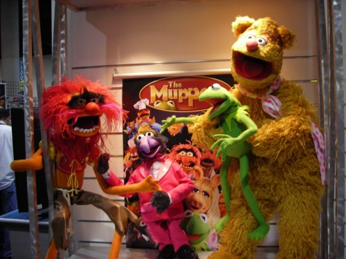 muppets puppets 500x375 Muppets Puppets Television