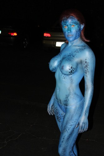 NSFW - Mystique by Devigamer