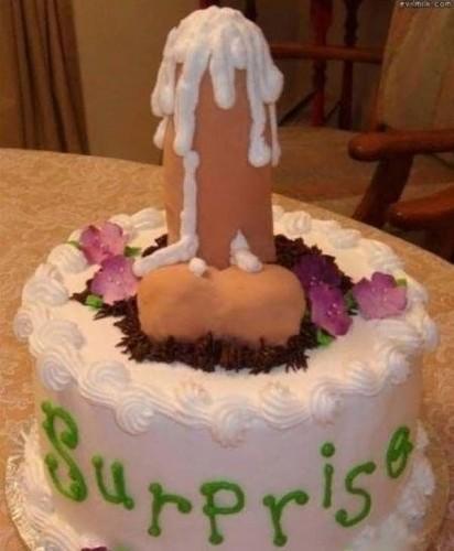 NSFW - Surprise Cake
