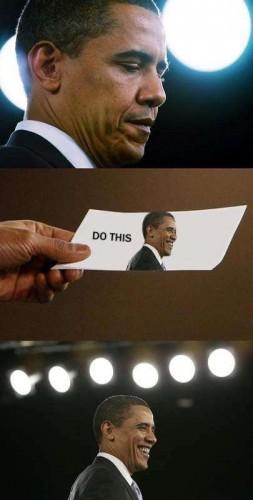 obama - do this