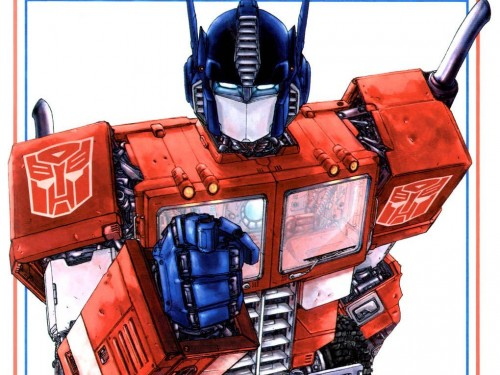 Optimus Primes wants YOU
