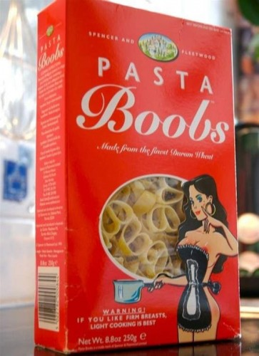 pasta boobs 363x500 pasta boobs wtf Sexy Food