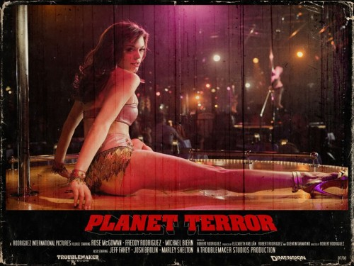 Planet Terror - Leg