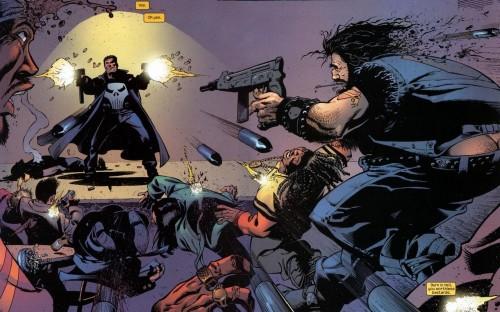 Punisher Kills People