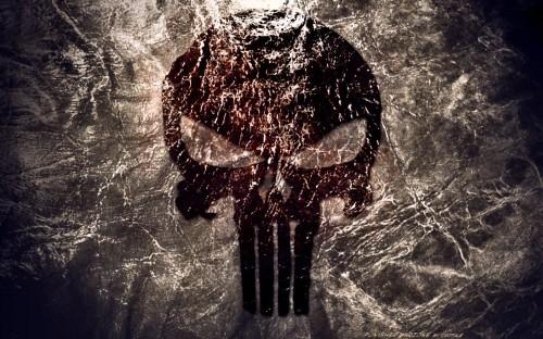 Punisher Logo - Widescreen