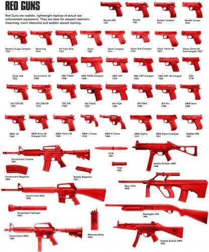 Red Guns