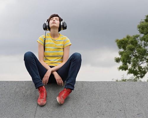 rooftop headphones