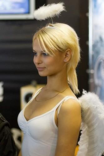 sexy angel 334x500 sexy angel  Sexy Religion