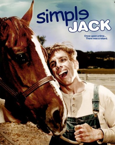 simple jack - once upon a time - there was a retard