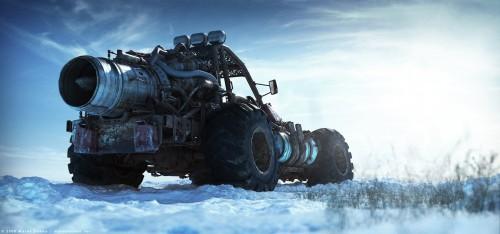 Snow Machine