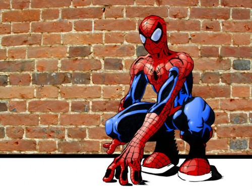 Spider-Man - Floor