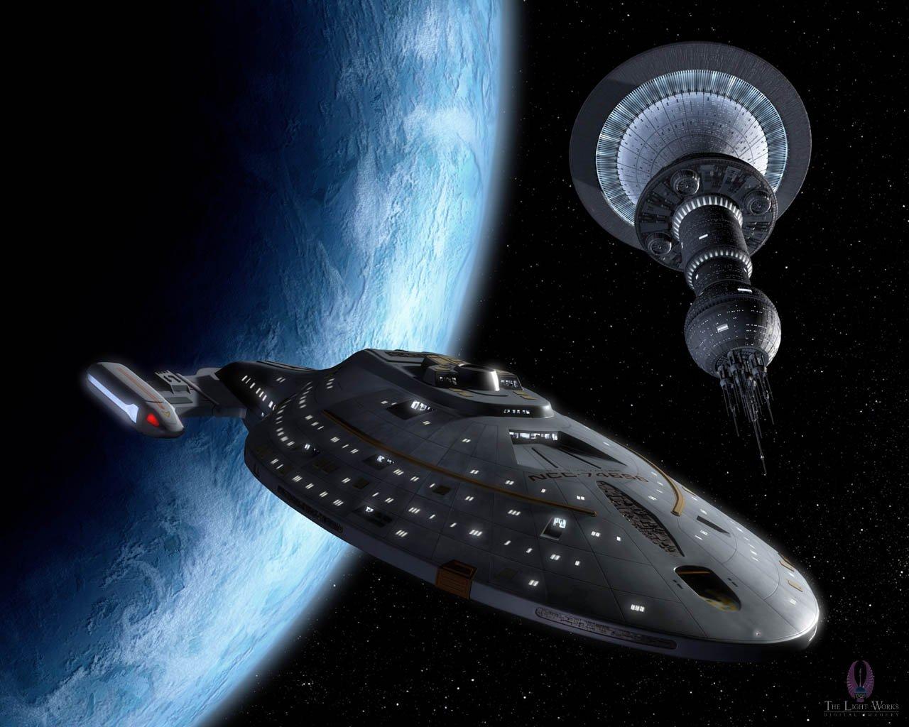 Star trek – voyager and starbase