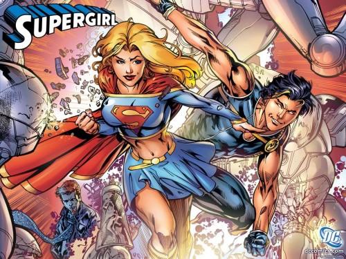 Supergirl Vs Astroboy