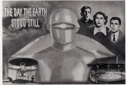 the day the earth stood still 500x338 The Day The Earth Stood Still Wallpaper Movies