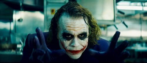 the joker 500x214 The Joker Wallpaper Movies Comic Books