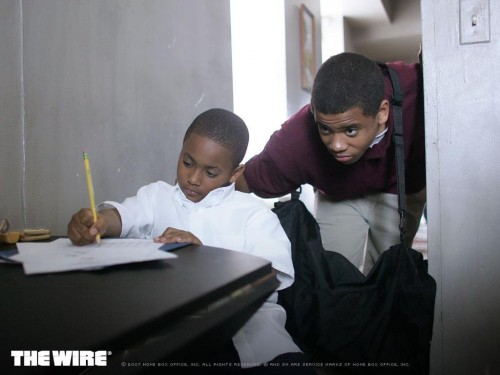 The Wire - Pencil Time