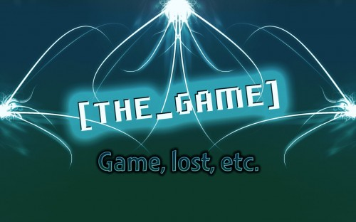 the_game - game, lost, etc