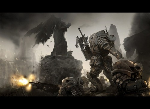 war machines 500x365 War Machines Wallpaper Fantasy   Science Fiction