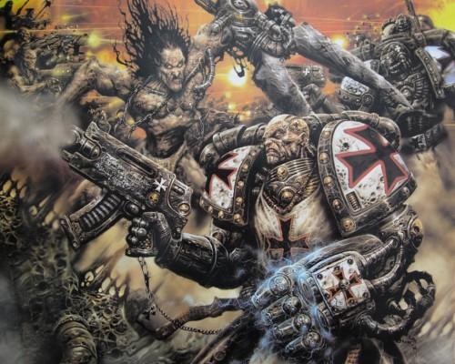 Warhammer 40,000 Warp Battle
