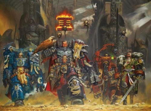 warhammer 40k - inquisition