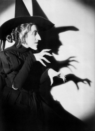 wicked witch - margaret hamilton