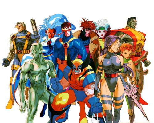 x men 500x400 x men Wallpaper Comic Books