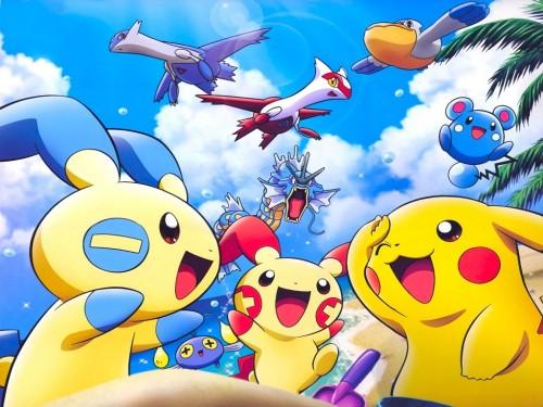 beach pokemon 500x375 beach pokemon Television