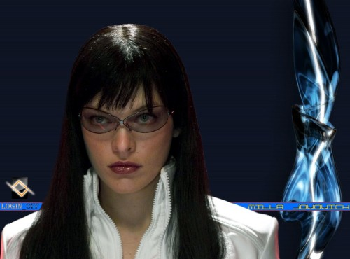 Milla Jovovich - Ultraviolet