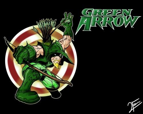 Modern Green Arrow