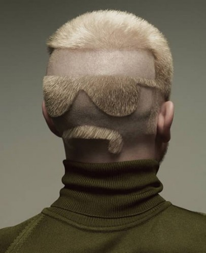 Sunglass Haircut