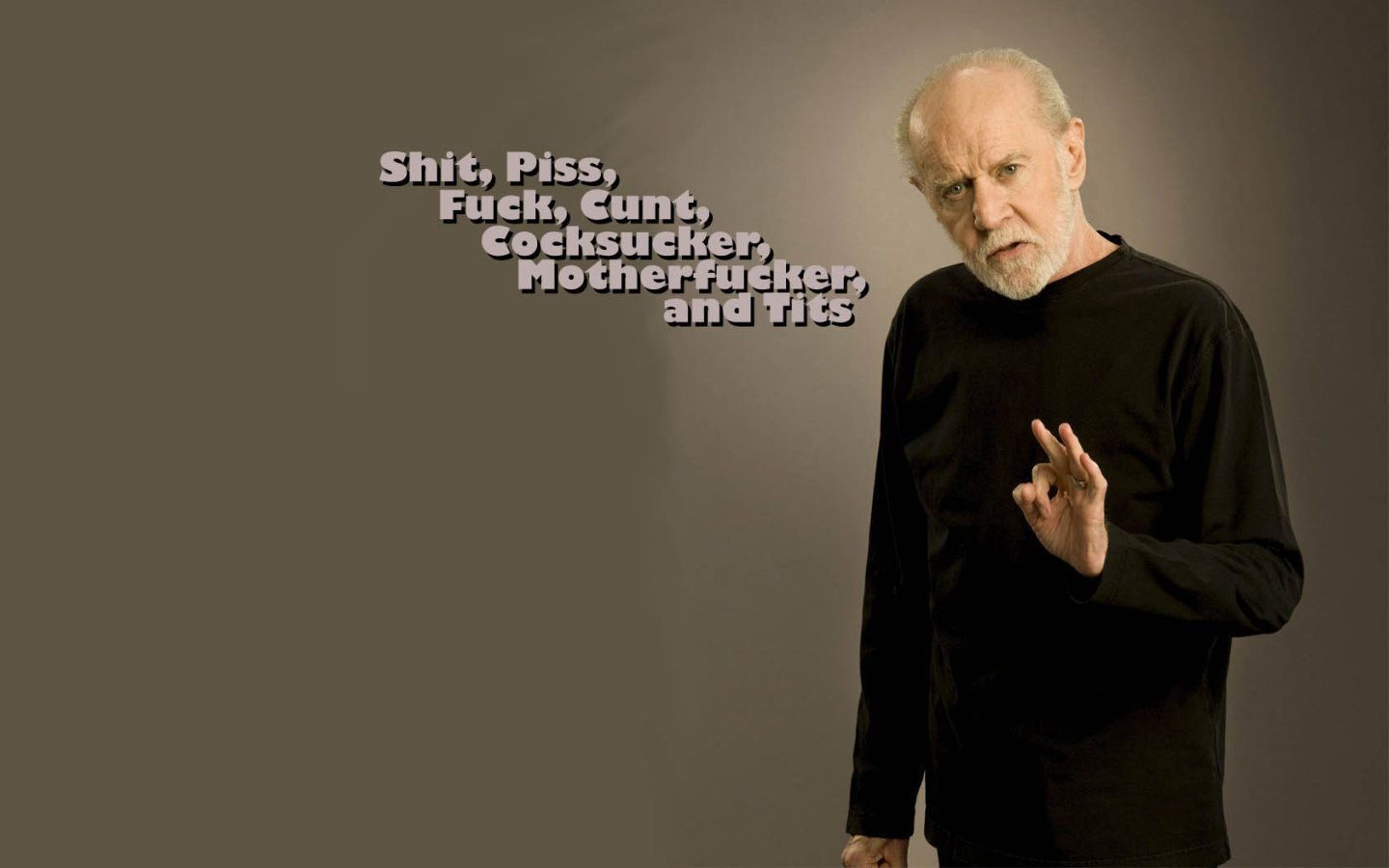 George Carlin – Seven Deadly Words