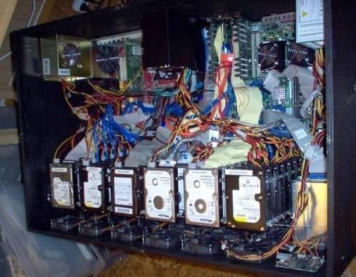 Hard Drive Slut 500x390 Hard Drive Slut wtf Computers