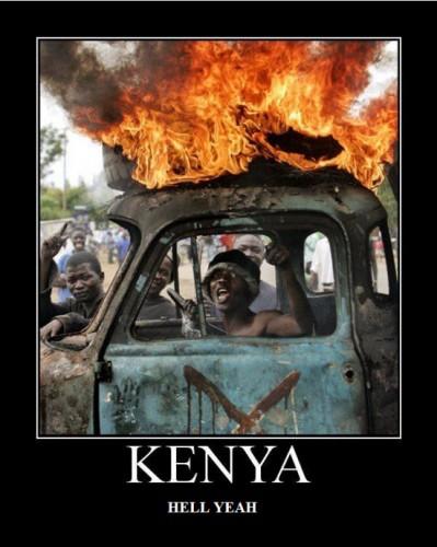Kenya - HELL YEAH