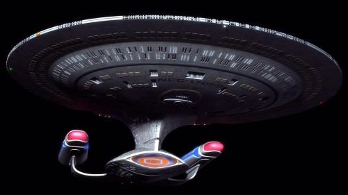 NCC-1701-D Wallpaper