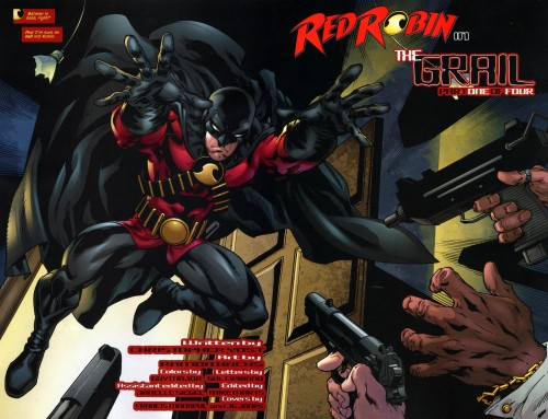 Red Robin - THE GRAIL