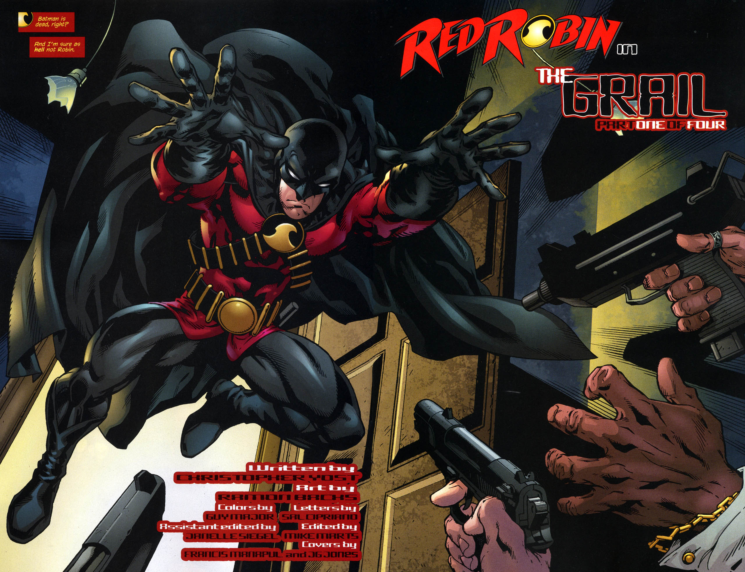 Red Robin – THE GRAIL