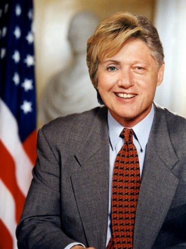billery clinton