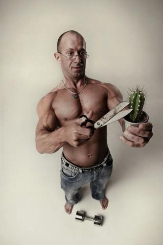cactus cutter