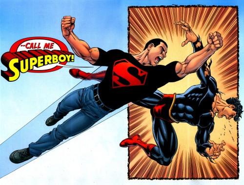 call me superboy