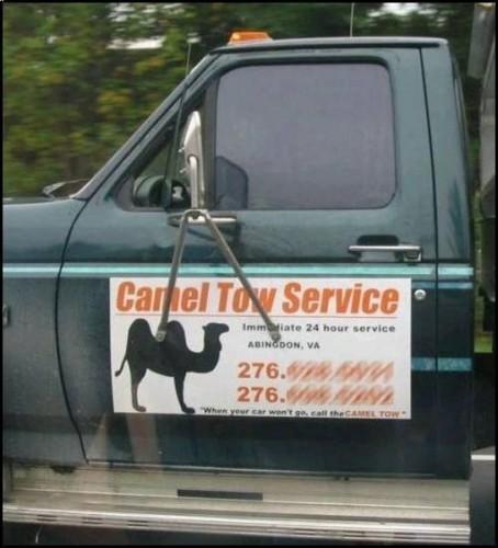 camel tow service
