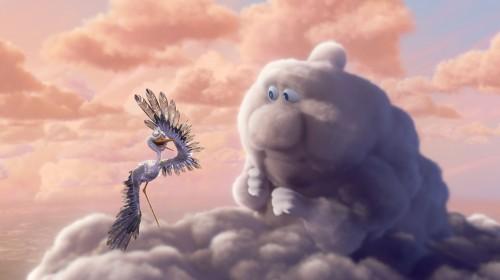 dangerous cloud