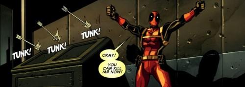 deadpool wants to die