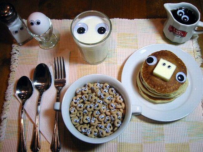 eye food